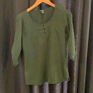 Women's XS Eddie Bauer shirt
